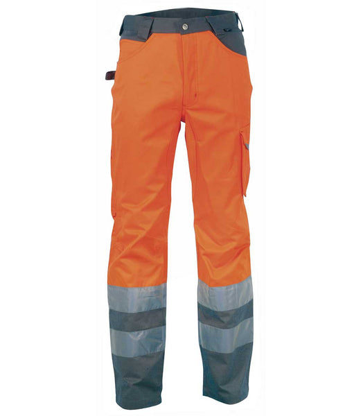 Cofra Light Hi Visibility Workwear Trousers 290g
