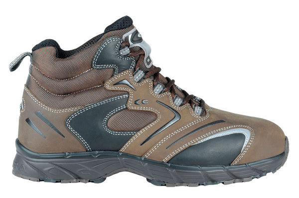Cofra New Fitness Brown S3 SRC