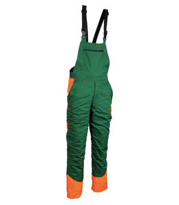 Cofra Secure Cut Chainsaw Protection Bib & Brace 260g