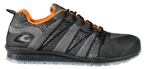 Cofra Fluent Black/Orange S1 P SRC
