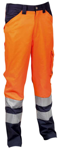 Cofra Encke Hi Visibility Trousers 245g