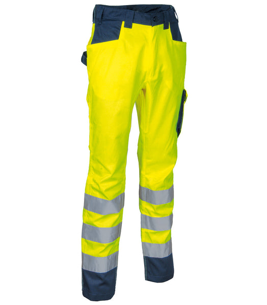 Cofra Upata Lighter Wear High Visibility Trousers 185g