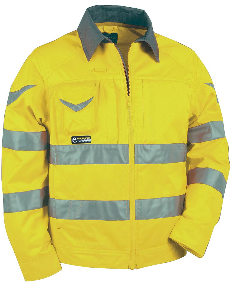 Cofra Sight Hi Visibility Workwear Jacket 240g