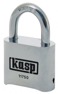 KASP Heavy duty combination padlock K11750D