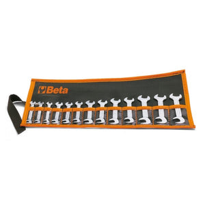 Beta 73/B13 Small Double Open End Wrench Set