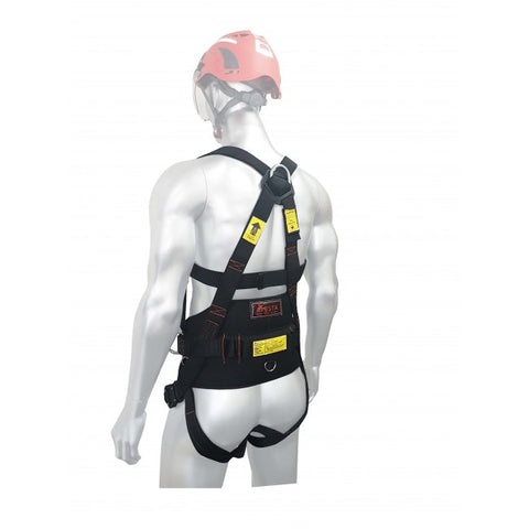 ARESTA Summit - Stretch - 5 Point Elasticated Harness AR-01094