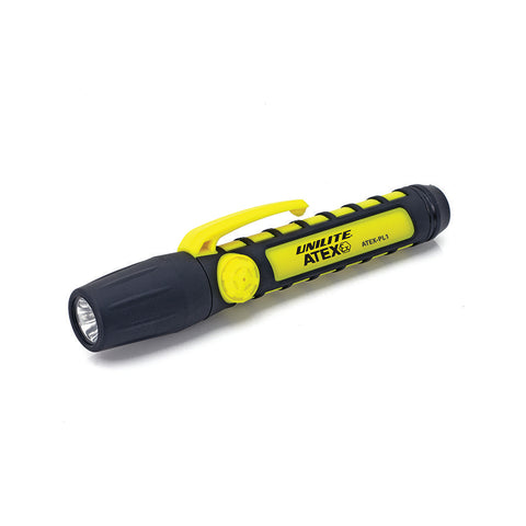 Unilite ATEX-PL1 Zone 0 LED Pen Light 65 Lumen