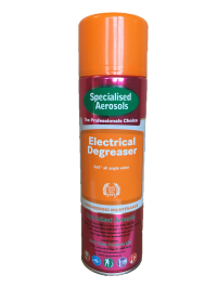 ELECTRICAL DEGREASER 500ml case 12