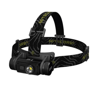 Nitecore HC60 Rechargable Head Torch 1000 Lumen