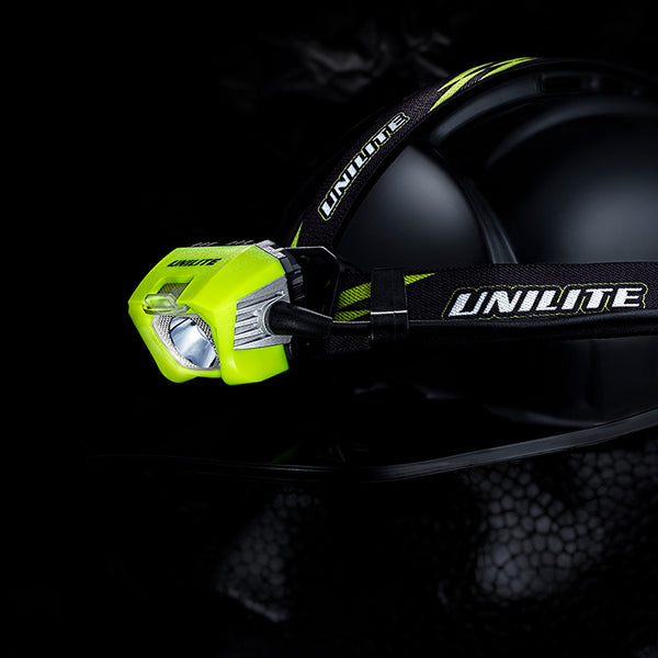 Unilite HL-11R Rechargeable LED Head Torch 1100 Lumens