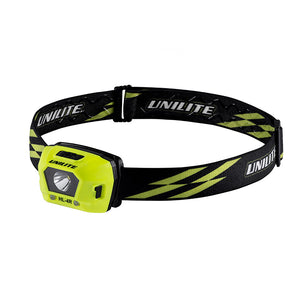 UniLite HL-4R Rechargeable LED Head Torch   275 Lumens