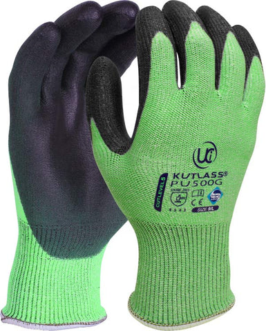 Kutlass PU500 G Cut 5 Glove