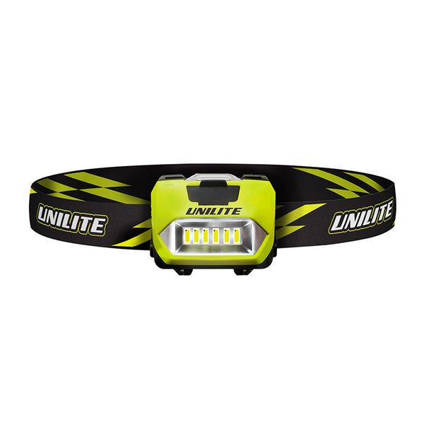 Unilite PS-HDL6R Rechargeable LED Head Torch 350 Lumens