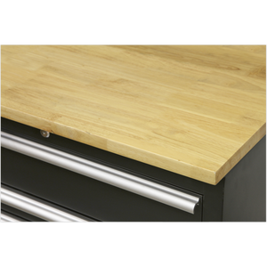 Sealey APMS07 Hardwood Worktop 1550mm