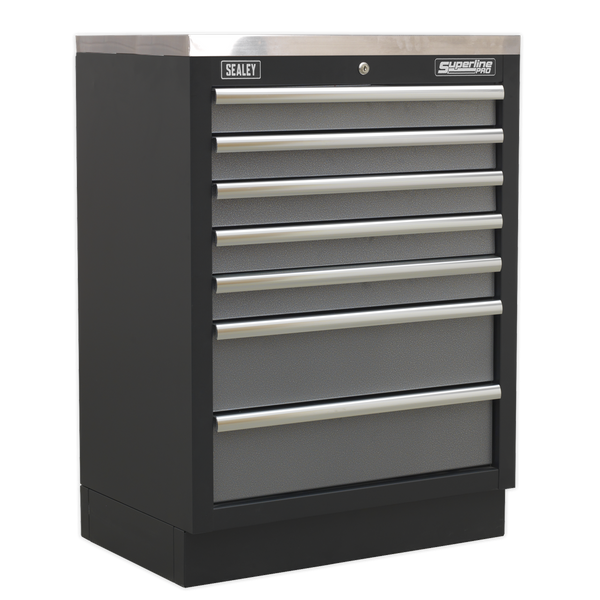 Sealey APMS62 Modular 7 Drawer Cabinet 680mm