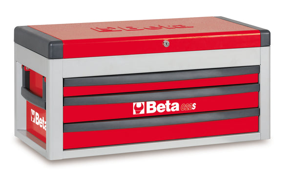 Beta toolboxes C22S Portable Tool Chest with Three Drawers