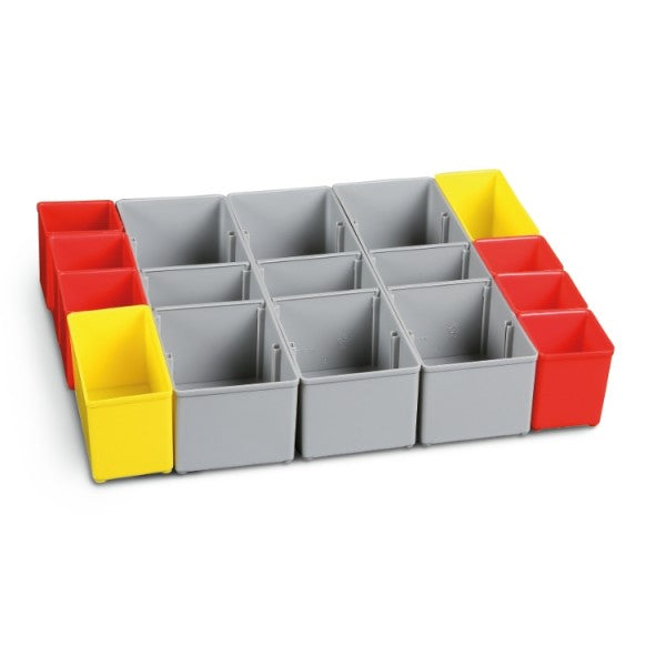 Beta C99 P-V3 Kit of 17 tote trays for tool boxes C99C-V3
