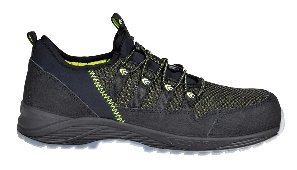 Cofra CROSSOVER YELLOW S1 P SRC - Fitness