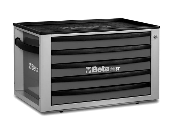 Beta toolboxes C23ST Portable tool chest with five drawers