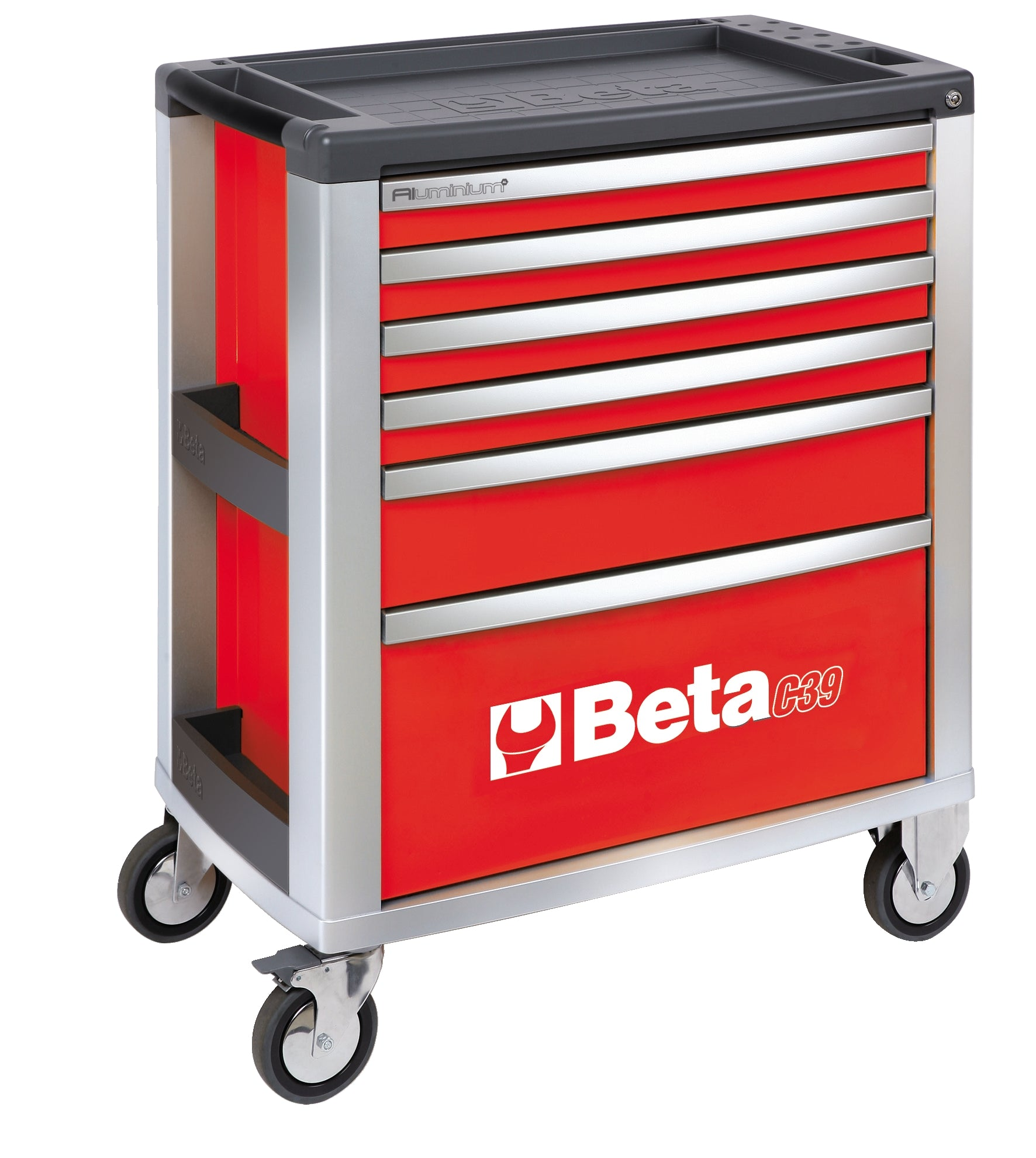 Beta Tool boxes C39/6 Mobile roller cab with six drawers