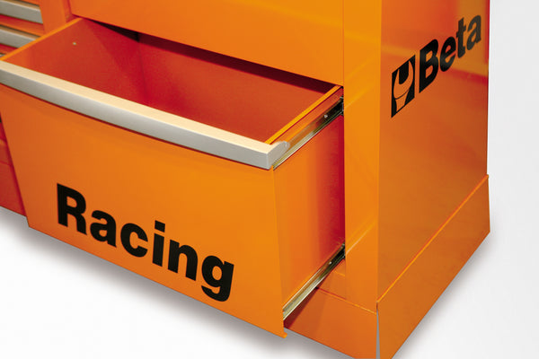 Beta Tool boxes C39MD Special mobile roller cab, Racing MD type