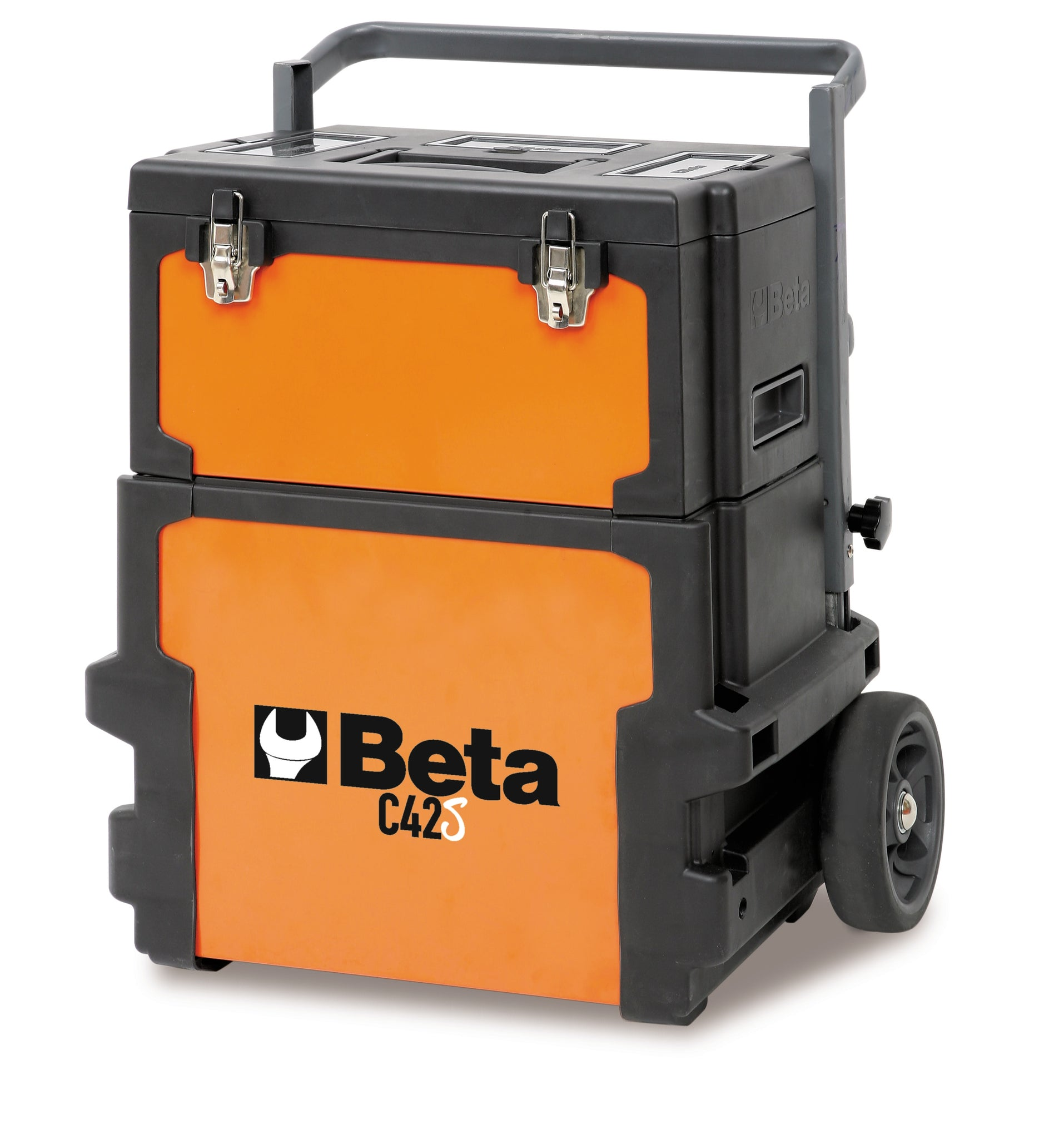 Beta Tool boxes C42S Two-module tool trolley
