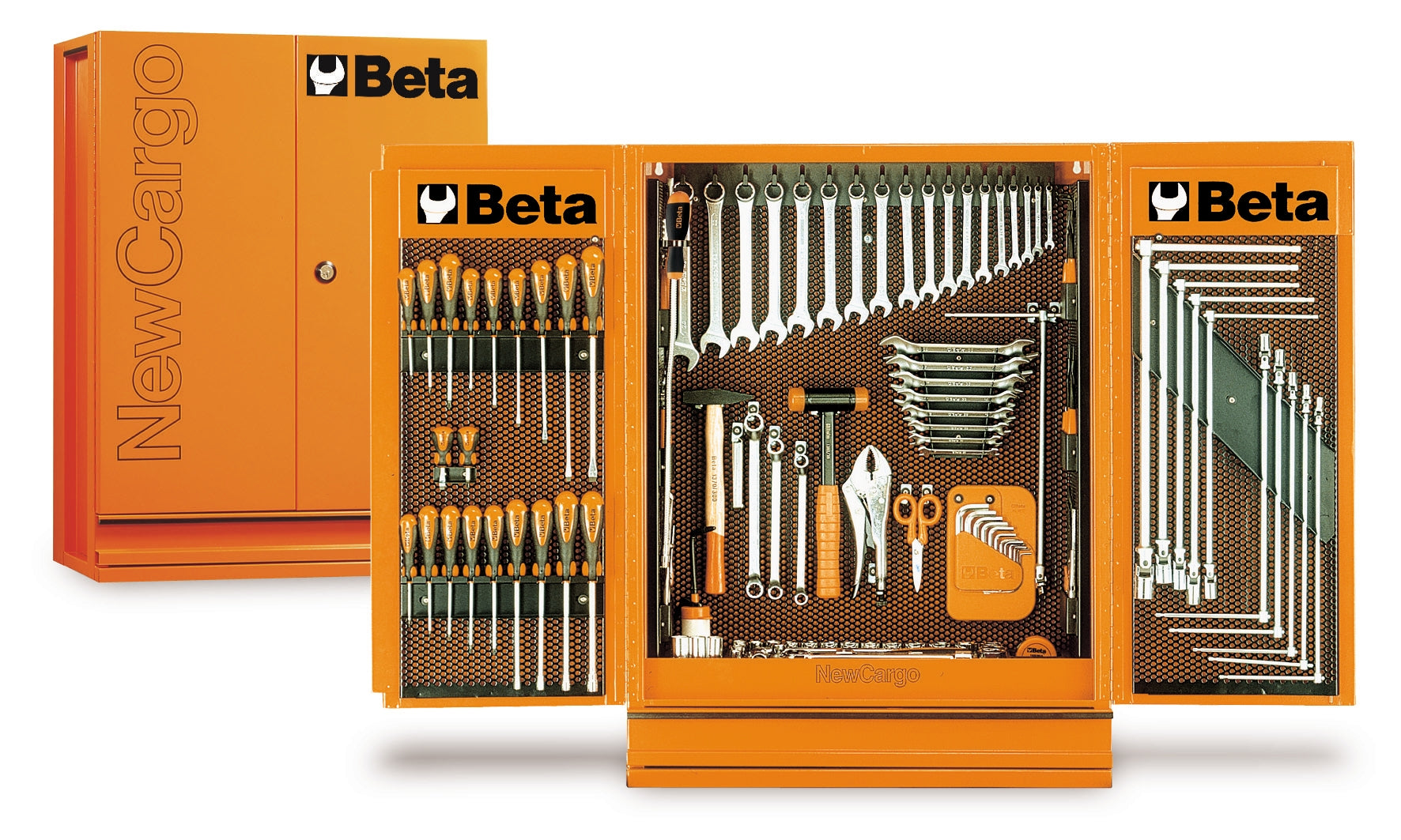 Beta Tool Boxes C54 - 5400 NewCargo cabinets