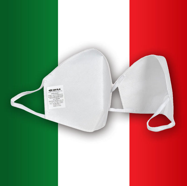 Cofra Washable Face Masks Made in Italy