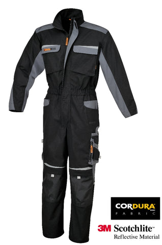 7825 Beta Work overalls, multipocket style