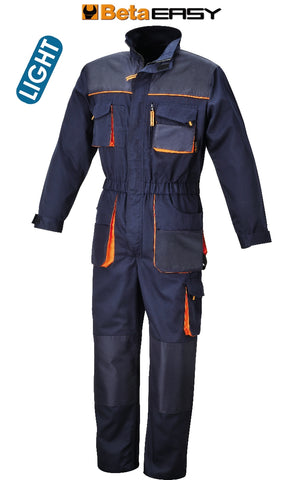 7875E Beta Work overalls, lightweight