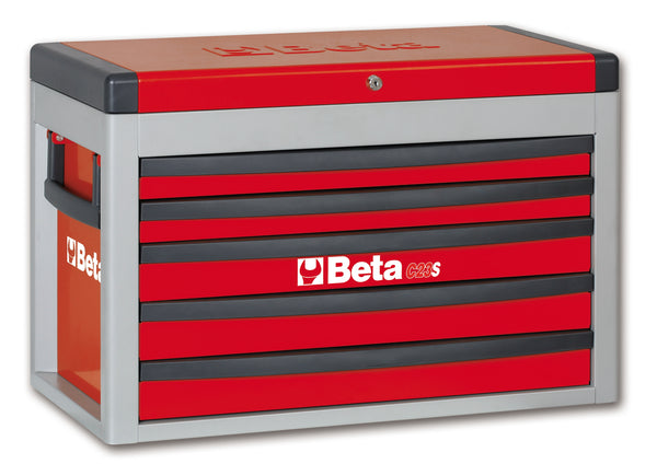 Beta toolboxes C23S Portable tool chest with five drawers