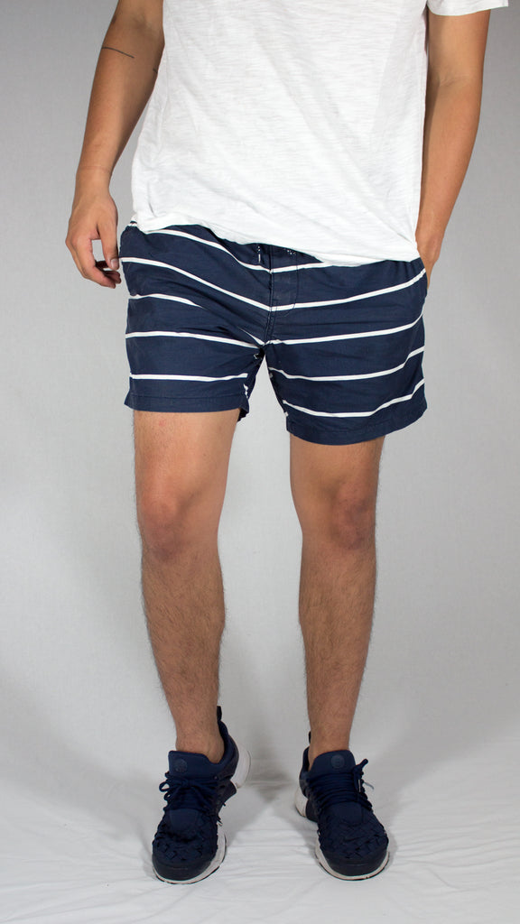Country Road Swimming Trunks
