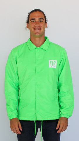 Luminous Coach Jacket