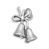Silver Bells Charm - LazerPoints.com