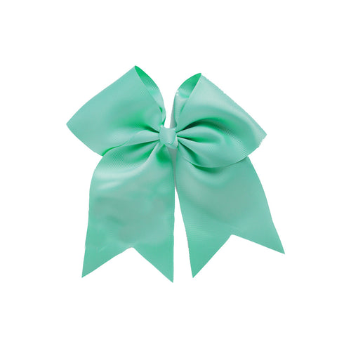 Mint Hair Bow - LazerPoints.com