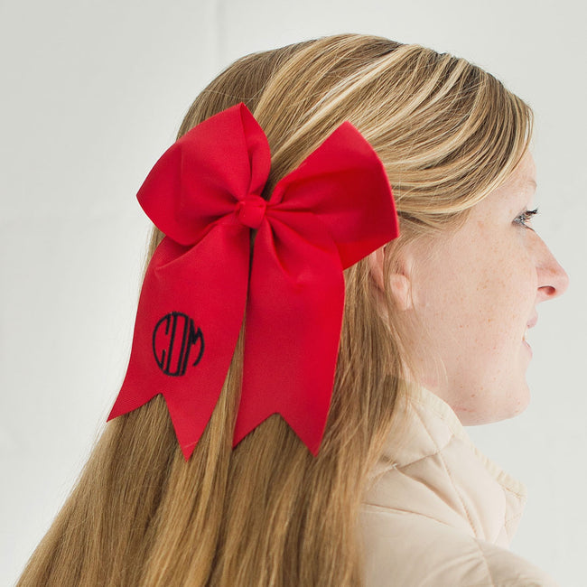 Red Hair Bow - LazerPoints.com