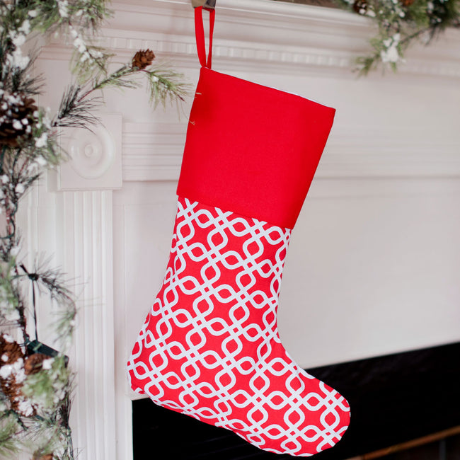 Kringle Christmas Stocking - LazerPoints.com