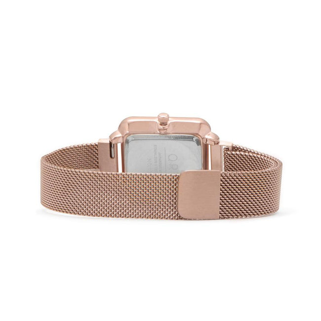 Rose Tone Magnetic Fashion Watch
