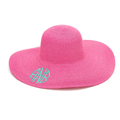 Floppy Hat - Hot Pink