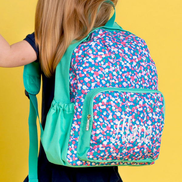 Confetti Pop Preschool Backpack - LazerPoints.com