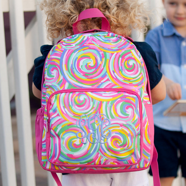 Summer Sorbet Preschool Backpack - LazerPoints.com