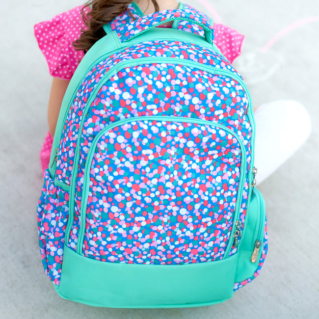Confetti Pop Backpack - LazerPoints.com