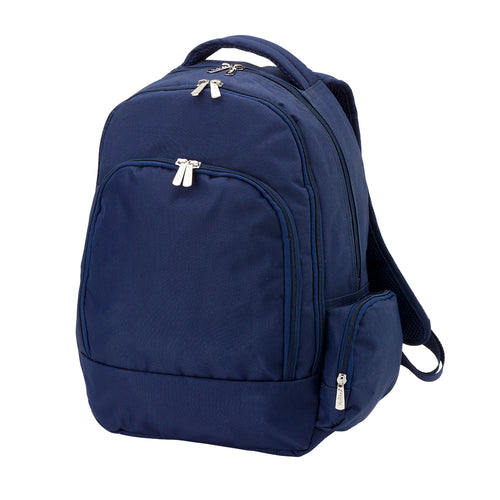 Navy Backpack - LazerPoints.com
