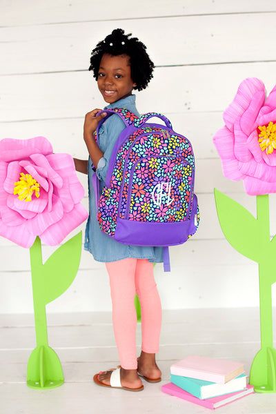 Petal Punch Backpack - LazerPoints.com