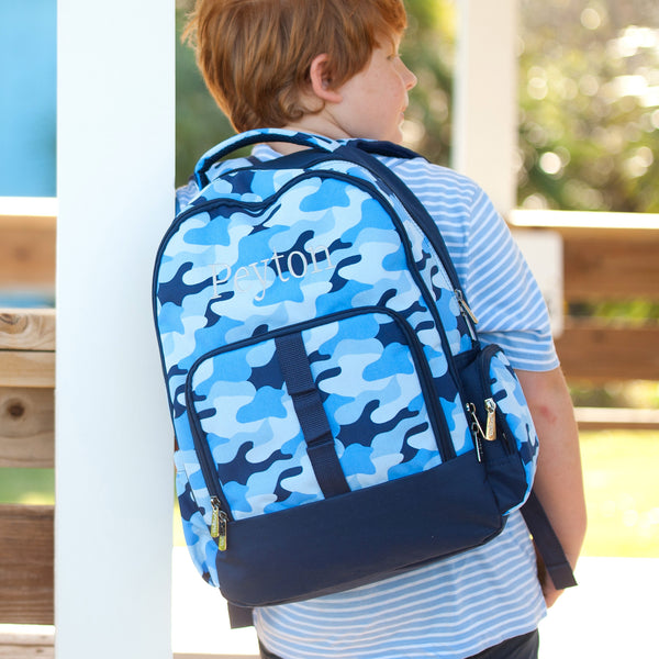 Cool Camo Backpack - LazerPoints.com