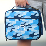 Cool Camo Lunch Box - LazerPoints.com