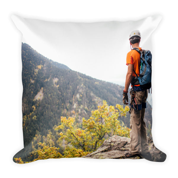 Square Pillow Hiker - LazerPoints.com