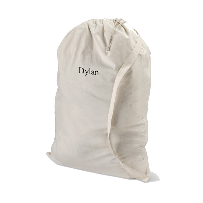 Personalized Embroidered Laundry Bag - LazerPoints.com