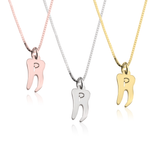Tooth Fairy Alphabet Necklace - LazerPoints.com
