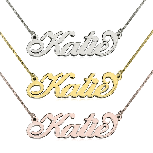 Cutie Name Necklace